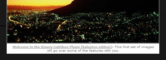 Lightbox (Balupton Edition)